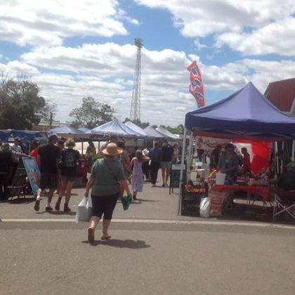 Bendigo Showgrounds Market