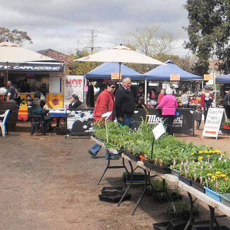 Bendigo Showgrounds Market